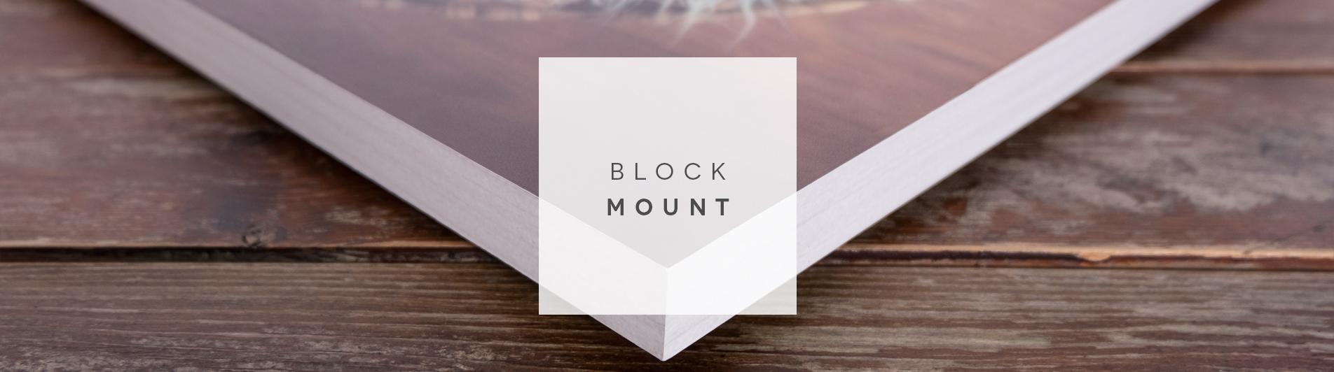 Blockmount