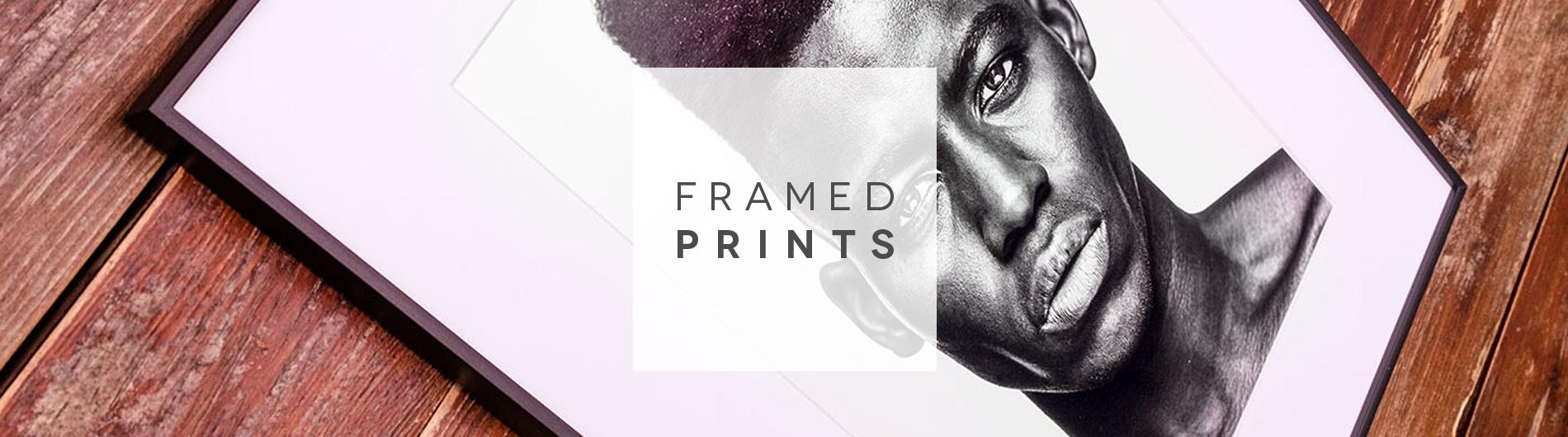 Framed Prints Digital Lab