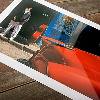Fuji Flex Print