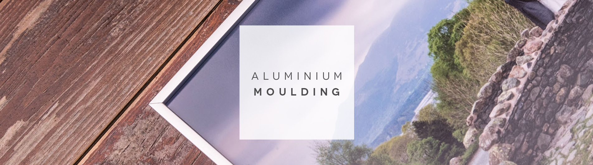 Picture Framing_Aluminium Moulding