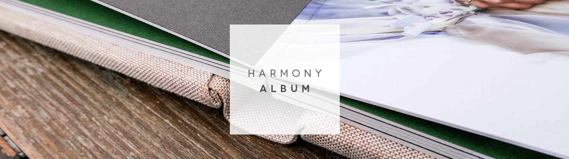 Harmony Wedding Album