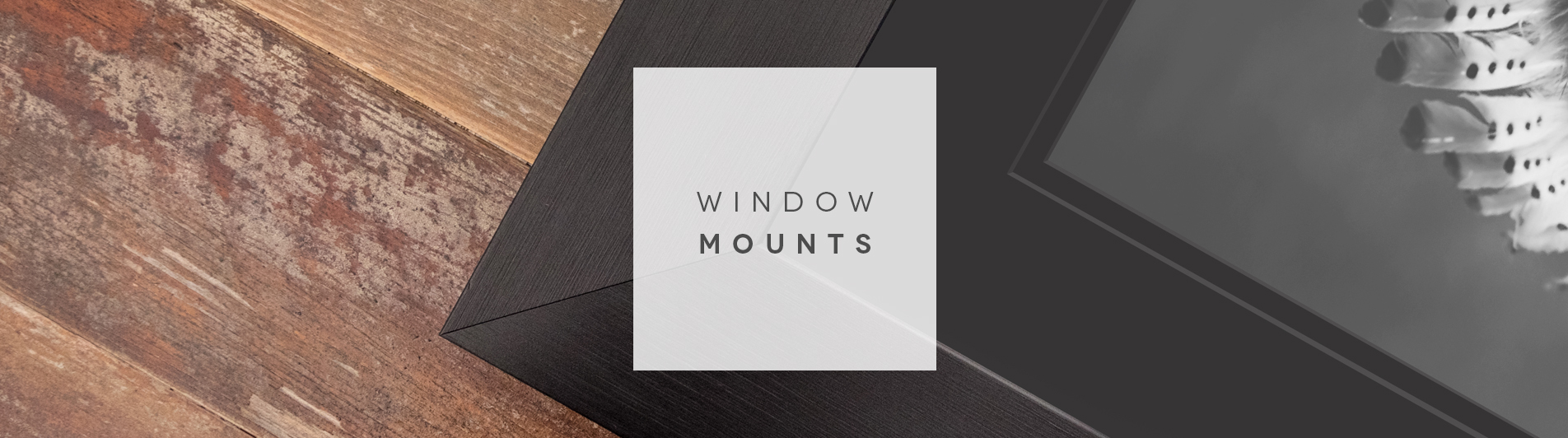Window Mounts
