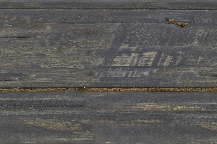 Driftwood Frame Charcoal