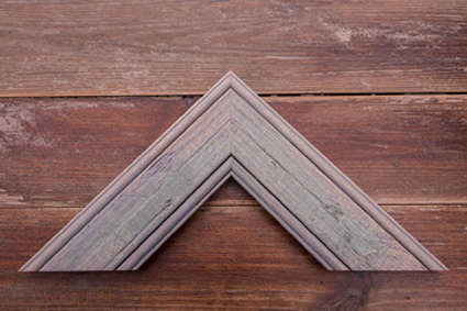 french grey driftwood premium frame