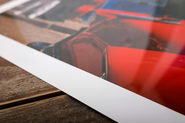 fujiflex print detail