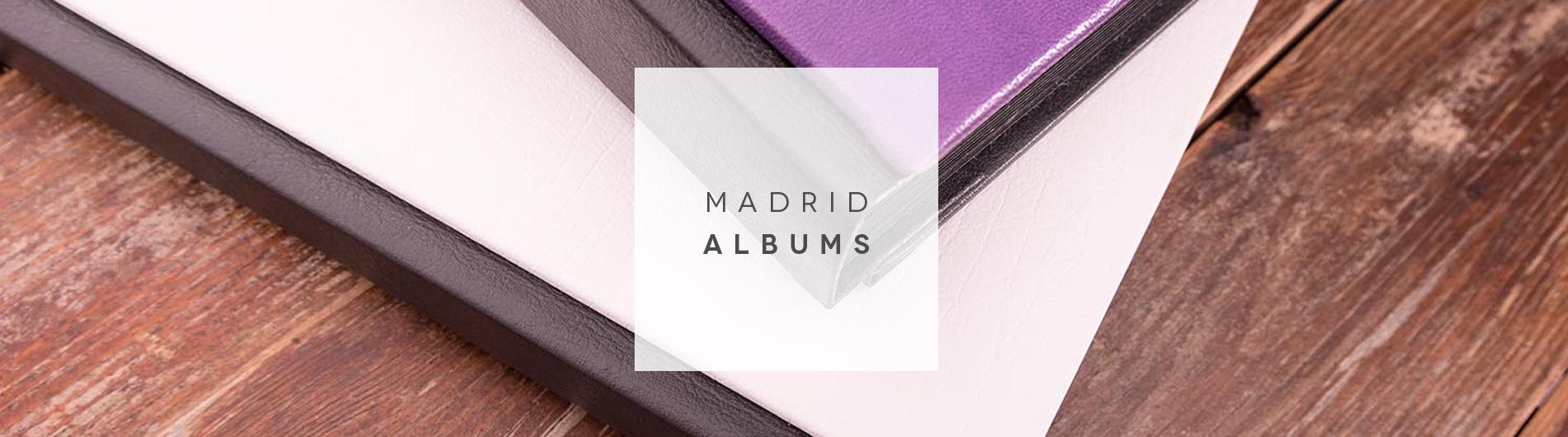 madrid albums