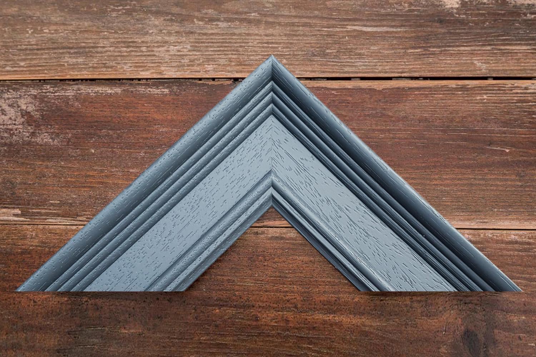 Blue Grey Premium Frame