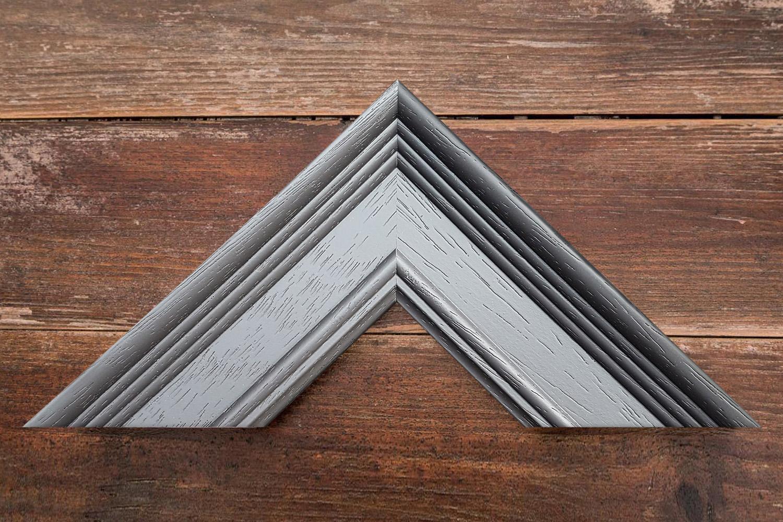 Slate Grey Premium Frame