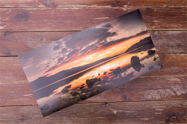 panoramic prints