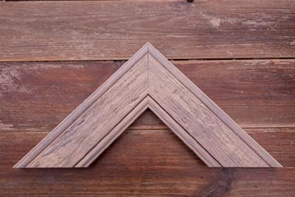 sandstone driftwood premium frame
