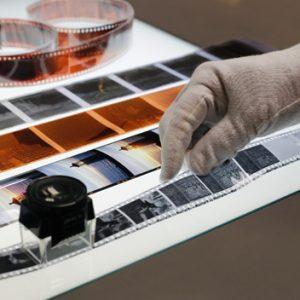 Профессиональное сканирование фотоплёнок