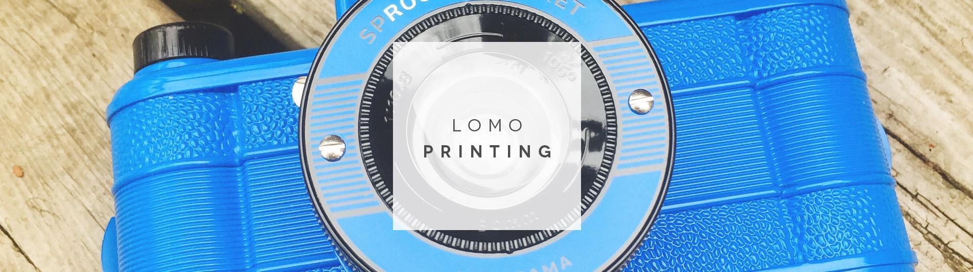 Lomo Printing
