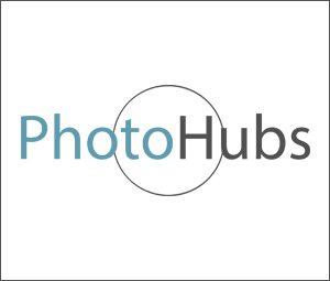 logo for Photo Hubs