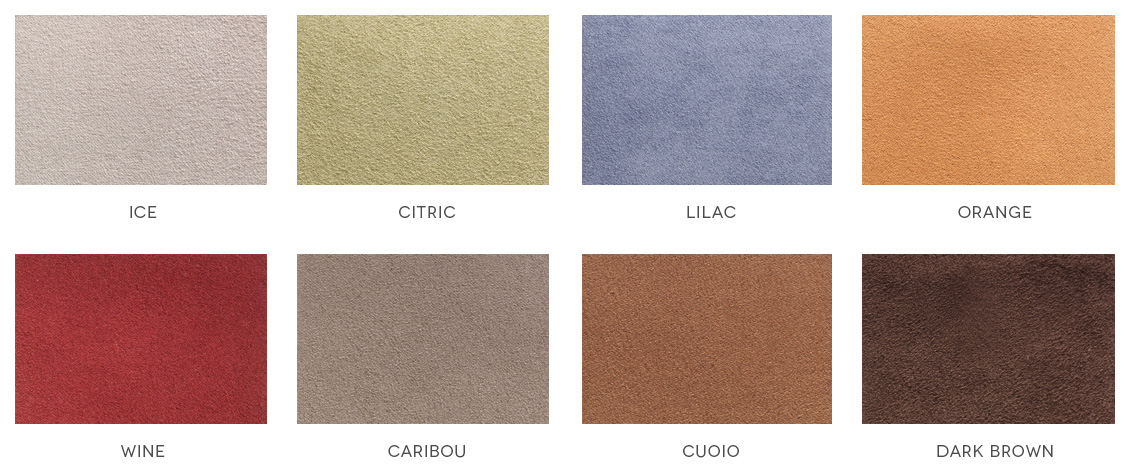 Arte Suede Choices