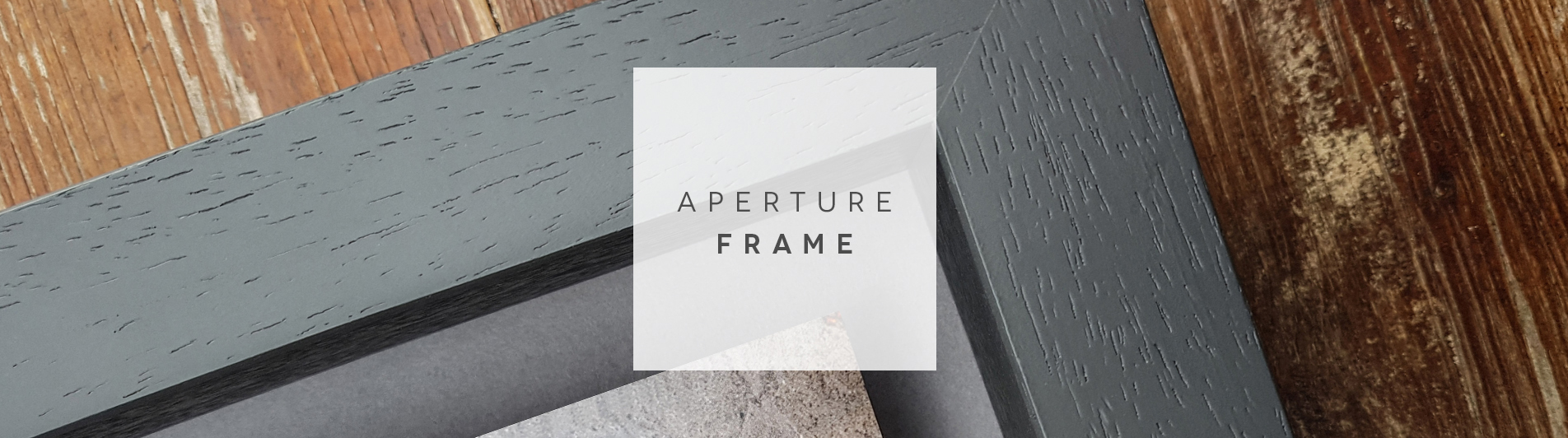 aperture frame
