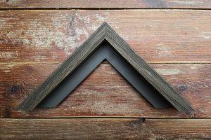 A Peat frame sample