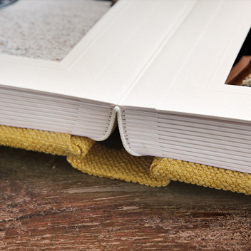 matted albums - detail