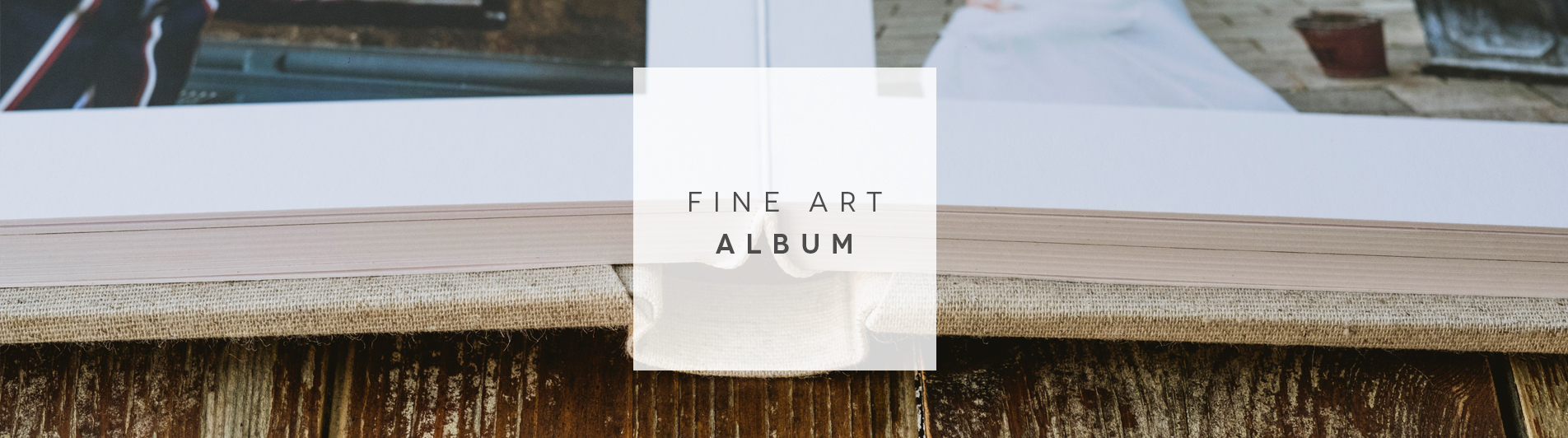 fine art album detail