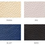 colour options for real hide covers