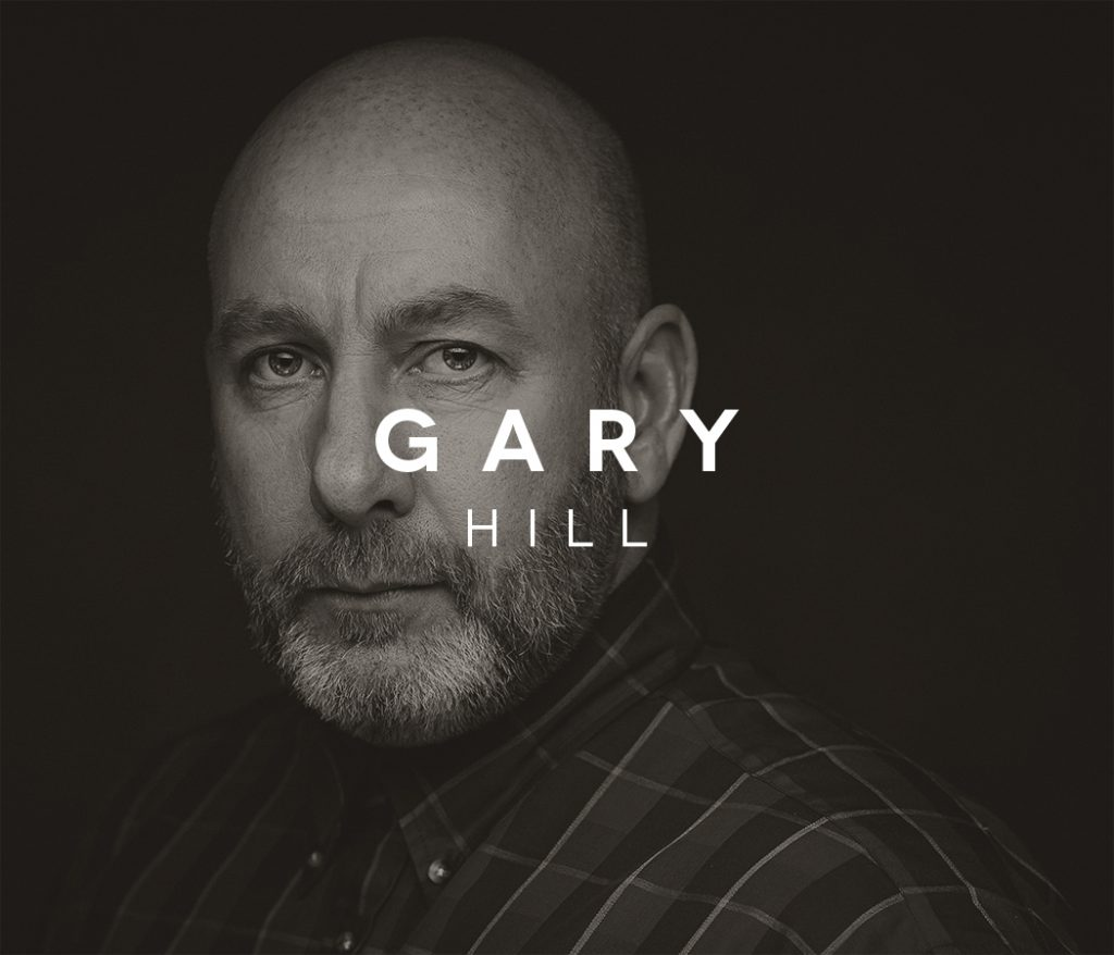 Portrait Photographer Gary Hill