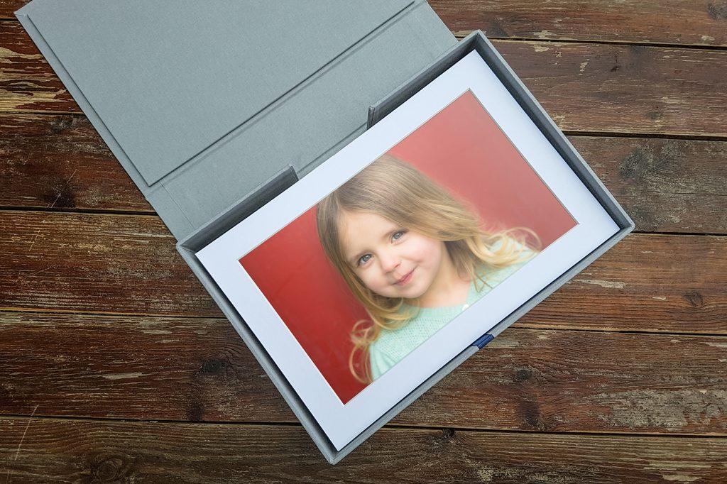 folio mount box matted prints presentation products