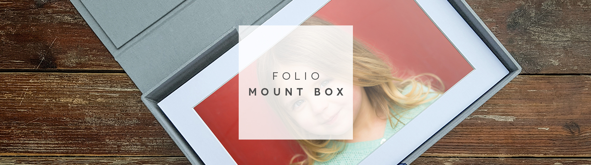 Header image for Folio Mount Boxes