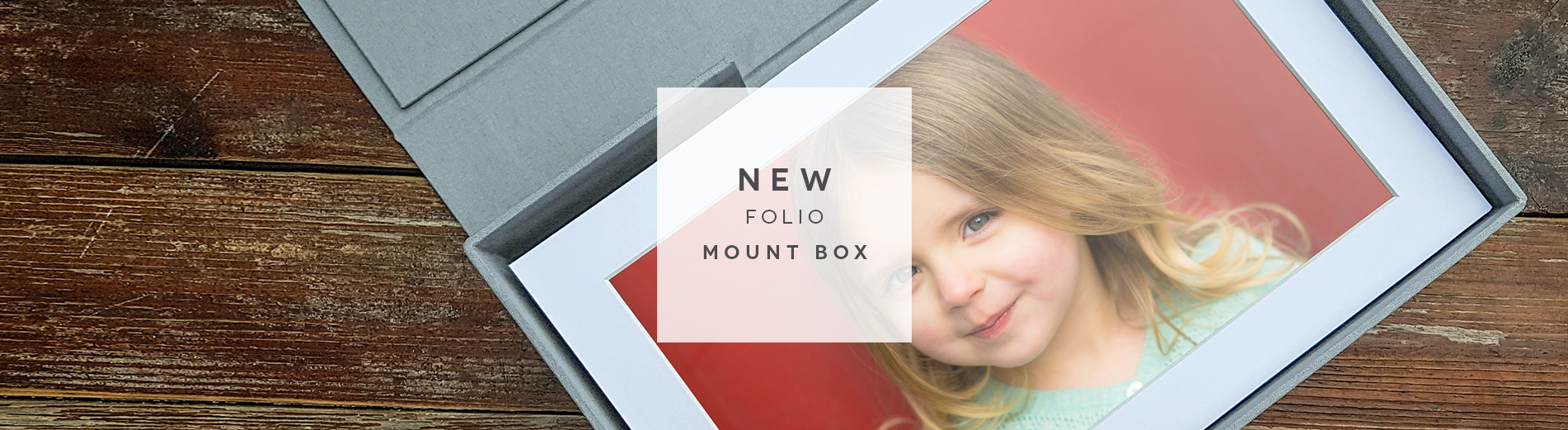 Our new mount boxes