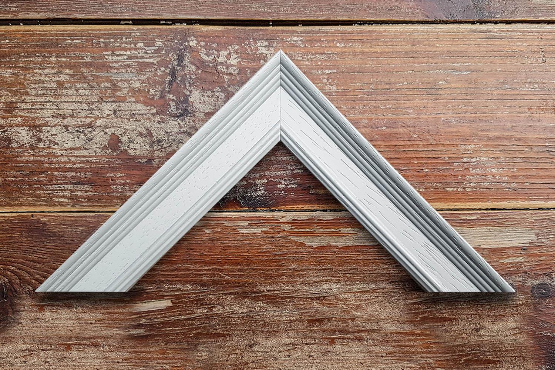 Pale Grey Medium Frame