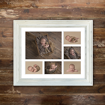 Our stunning multi aperture frames