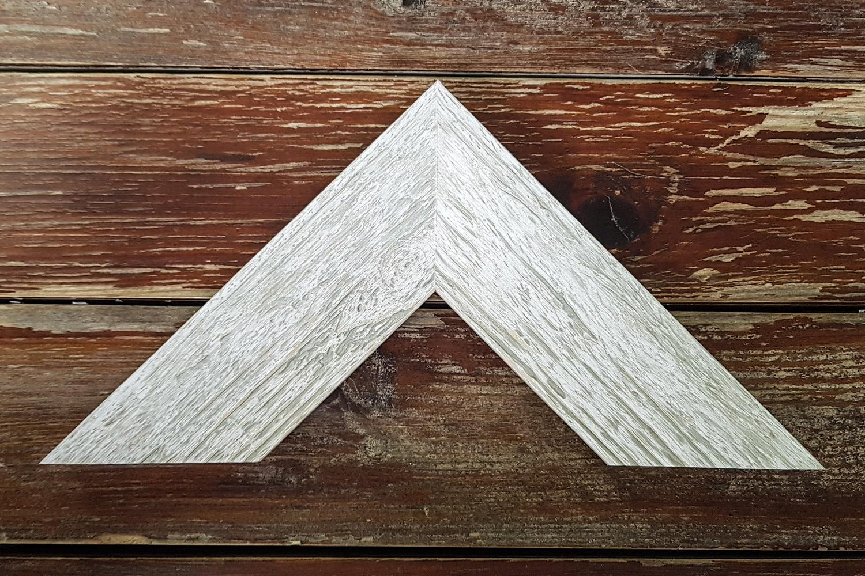 Framed Fine Art - Whitewash