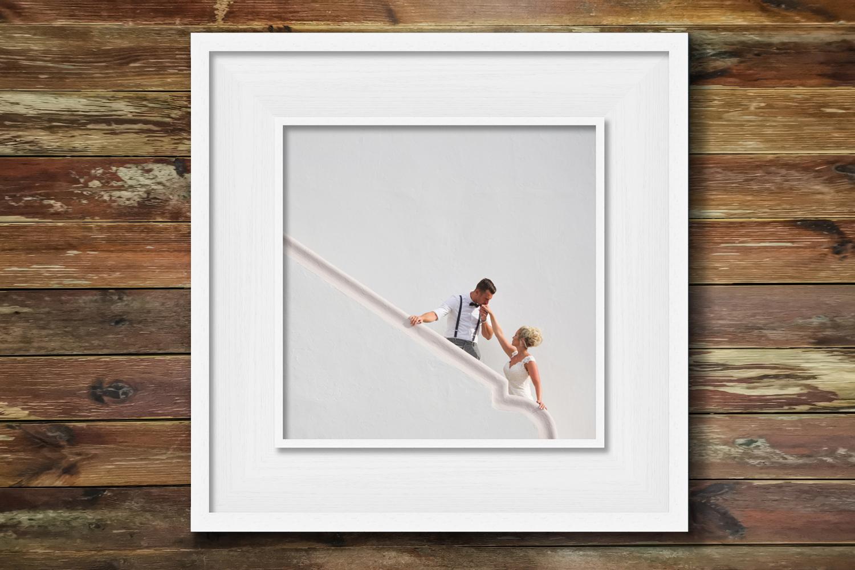 Floating Image Frame