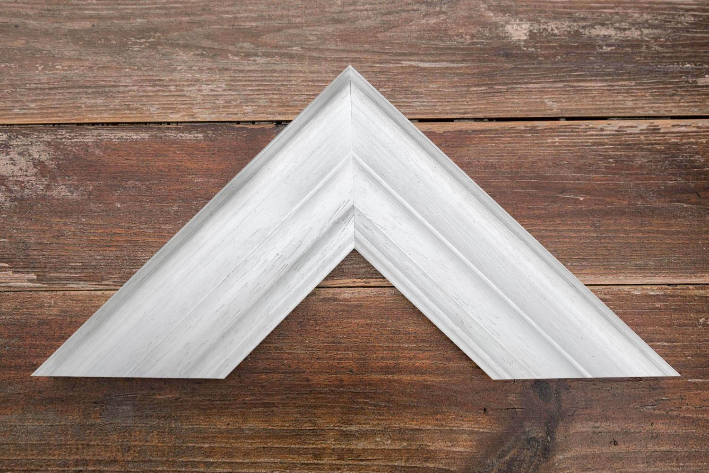 Framed Print - Whitewash Thatch