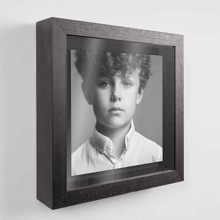 Aperture Float Frame Photography Print