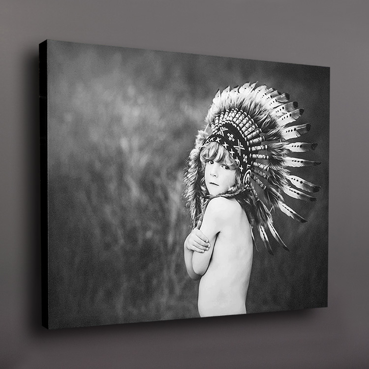 Block mount Wood Wall Art Photographic Wood Block