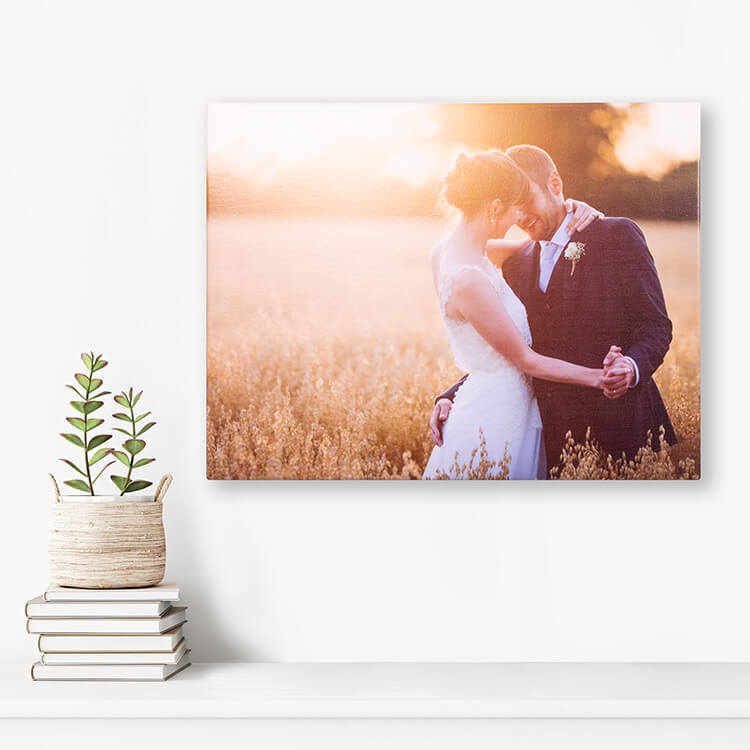 Canvas Wall Art Photographic Laminated Canvas