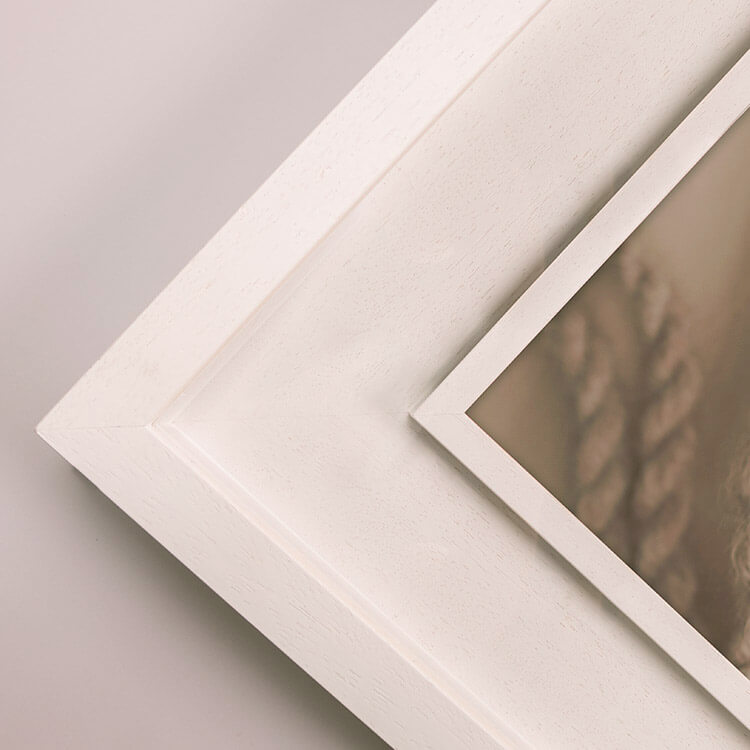 Coastal Style Photo Frame