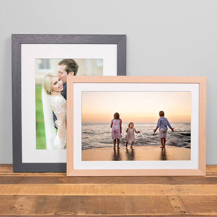 Large Photographic Picture Framing