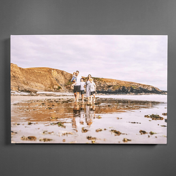 Matte Canvas Photo Print