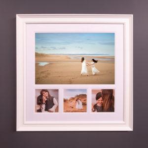 Multi Aperture Frame_Framed Print_Framed Wall Art