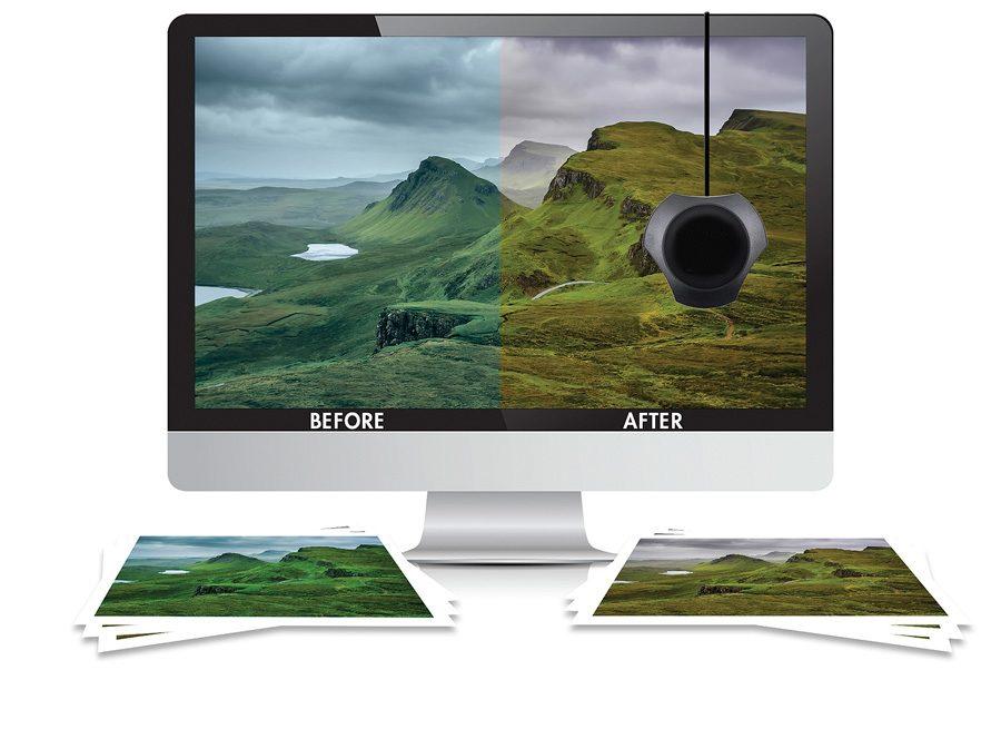 monitor screen calibration