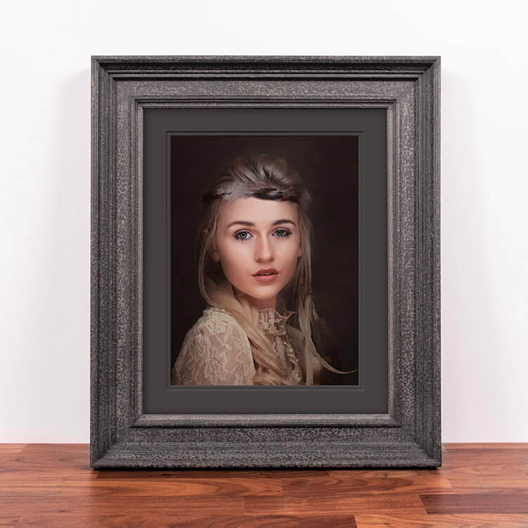 Vintage Style Photo Frames