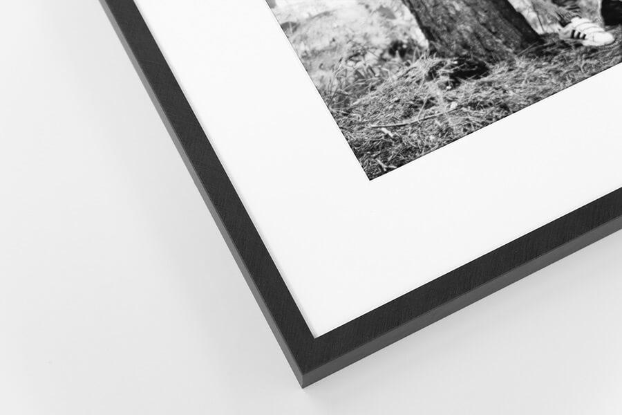A11 - Florentine Black, W: 10mm D:19mm