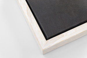 Canvas Tray Frame - Bleached, W: 20mm D: 35mm