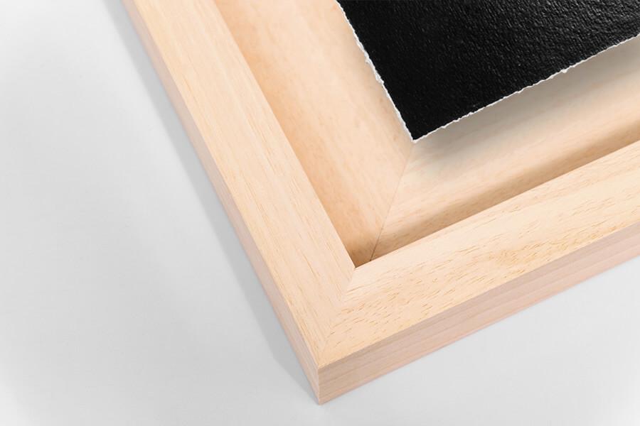 Fine Art Tray Frame - Ash, W:84mm D42mm