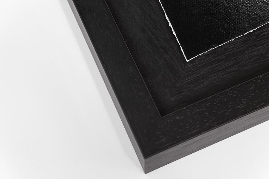 Fine Art Tray Frame - Black, W:84mm D42mm