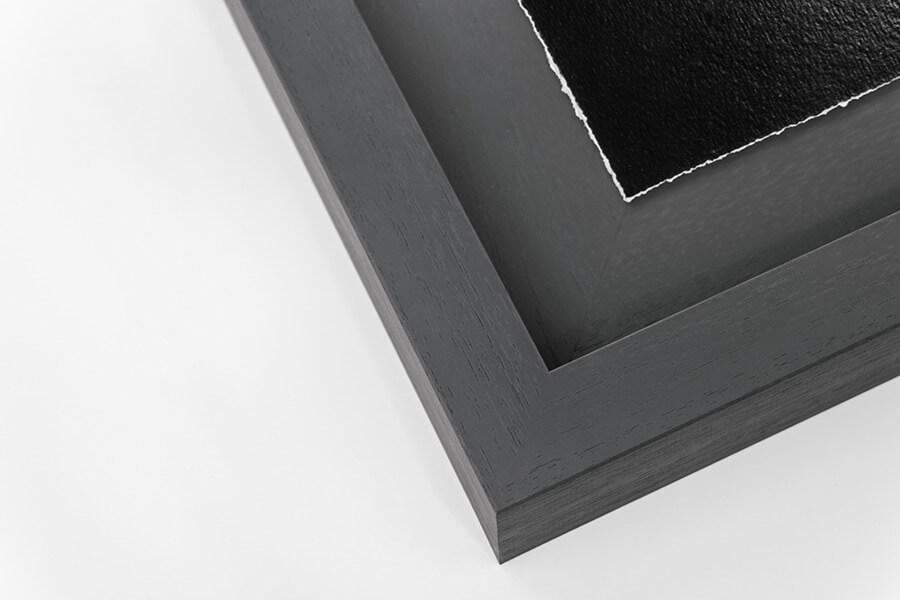 Fine Art Tray Frame - Grey, W:84mm D42mm