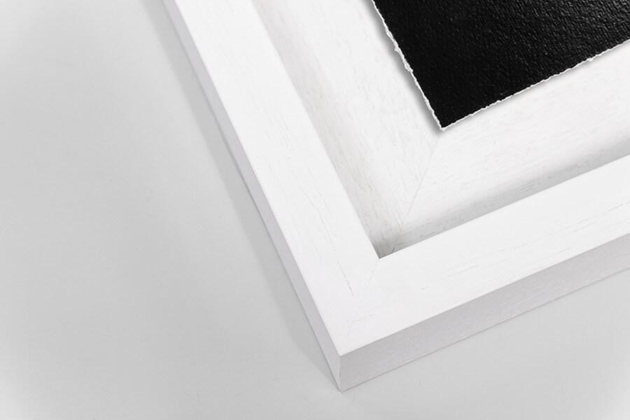 Fine Art Tray Frame - White, W:84mm D42mm