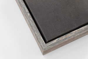 Canvas Tray Frame - Flint, W: 20mm D: 35mm