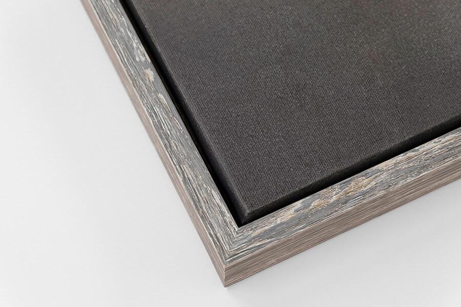 Canvas Tray Frame - Flint, W: 20mm D: 35mm