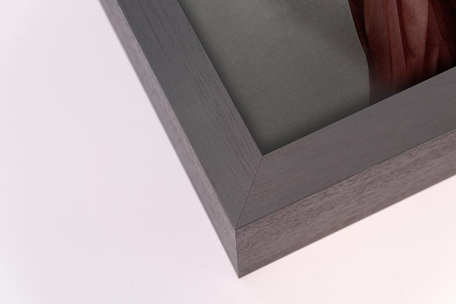 Gallery Frame -Grey, W: 27mm D:70mm